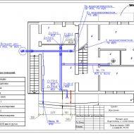 Проект водопровода коттеджа
