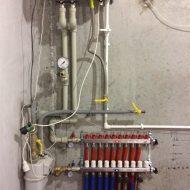 Подключение к газовой колонке