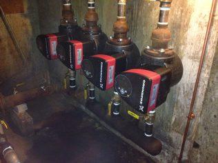 Циркуляционные помпы для системы отопления
